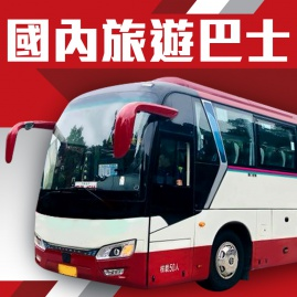 國内旅遊巴士服務