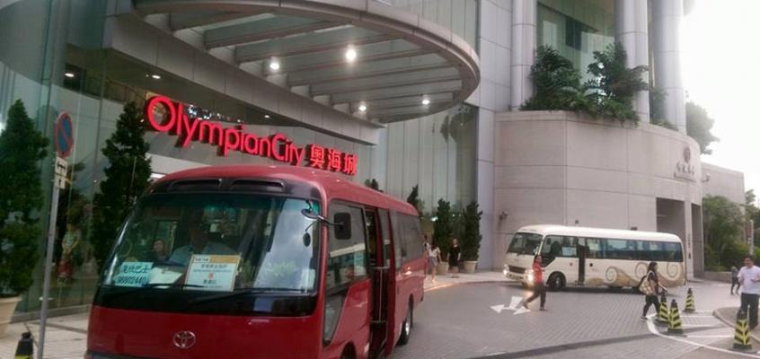 (奧運站 → 黃金海岸) 巴士專線開啟